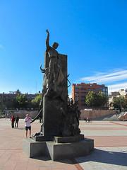 Toreador Statue