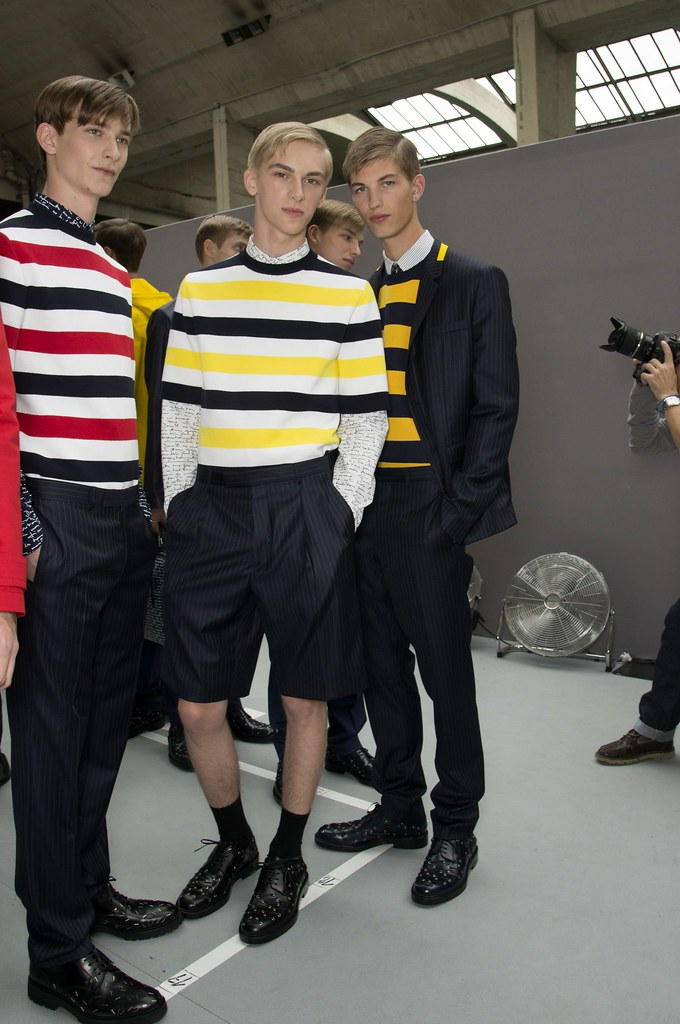 Dominik Sadoch3172_SS15 Paris Dior Homme_Dominik Hahn, Kevin Carlbom(fashionising.com)