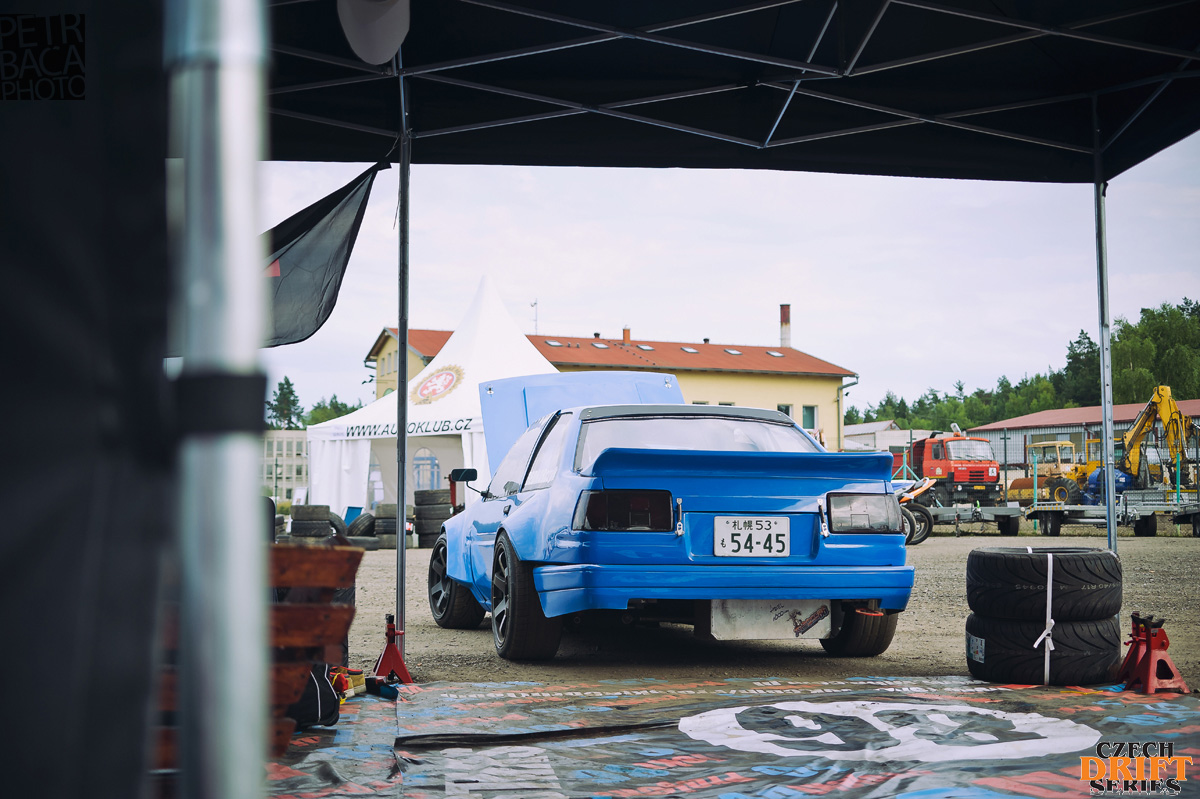 Czech Drift Series, CDS, Drift Allstars, Autodrom Sosnová, Česká Lípa, Toyota AE86, Pawel Bednarzcyk, Projekt 86 Drift Team,