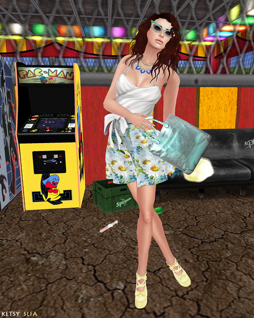Hair Fair - Daisies and Diamonds (New Post @ Second Life Fashion Addict)
