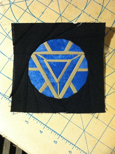 Ironman's Arc Reactor Block