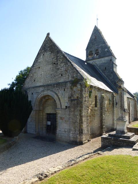 022 Église de la Sainte-Trinité de Pierrepont (Lantheuil)