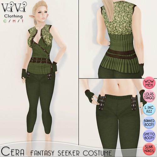 Cera AD green