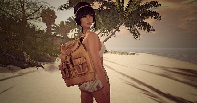 First blog entry - Leather and Bikinis