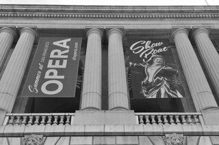 SF Opera Showboat - Facade
