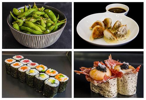 Sushi Bar en Madrid