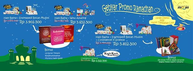 Promo Gebyar Ramadhan 1435H