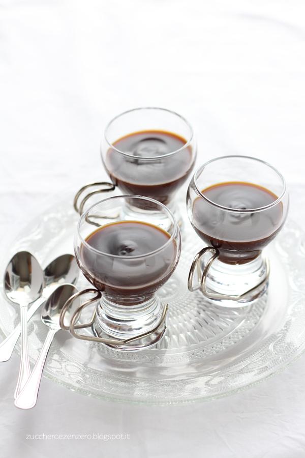 Gelo di caffè al cardamomo