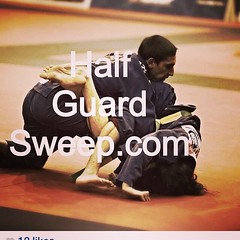 Go support @alexecklin with halfguardsweep.com #groll