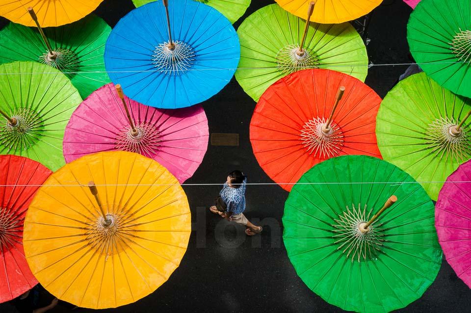 Thailand Happiness Street Festival @ Bangkok, Thailand