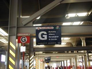 G banner