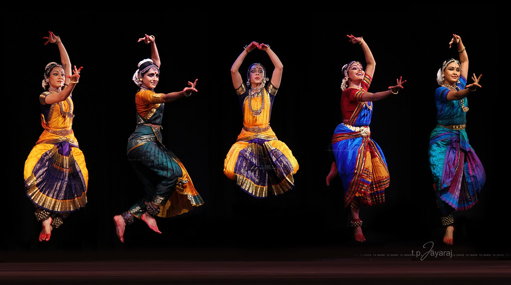 Individual jumping moment @ Rasavikalpam dance fest thrissur