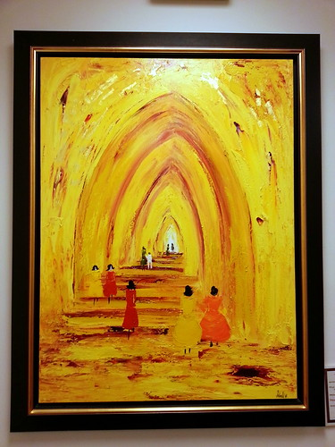 Yellow Cathedral