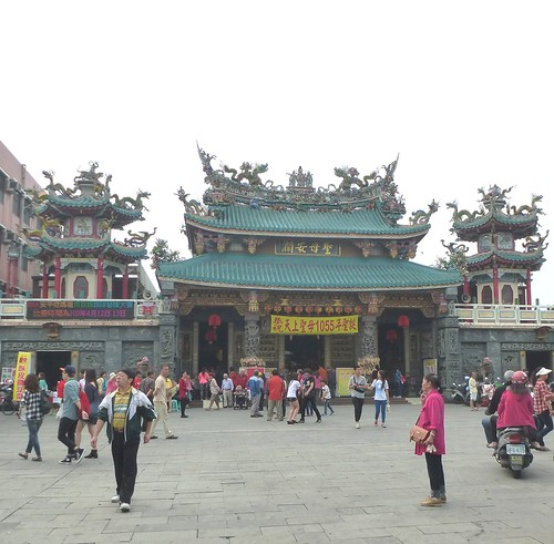 Taiwan-Tainan-Amping-Matsu Temple (3)