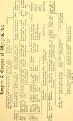 "Image from page 218 of ""Pedigrees recorded at the visitations of the county palatine of Durham made by William Flower, Norroy king-of-arms, in 1575, by Richard St. George, Norroy king-of-arms, in 1615, and by William Dugdale, Norroy king-of-arms, in 1666"""