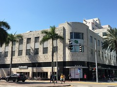 Art Deco Former Woolworth And Rexall Drug Store Store Now A Zaras