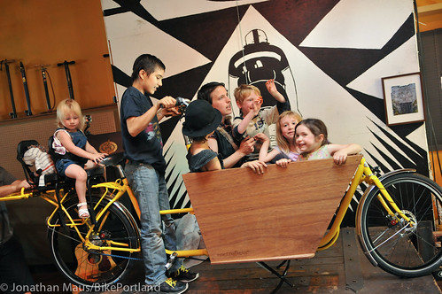 Finch-fiets unveiling at Velo Cult-6
