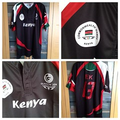 Always with the team in spirit as couldn't be there. It looks awesome. Thanks @samuraisportswear @samurai_sports @officialkru #rugby7s #rugbysevens #rugbyfanatic #commonwealthgames #glasgow2014