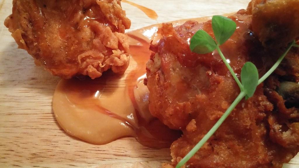 Fried Chicken Adobo