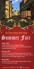 Mount Belle Summer Fair