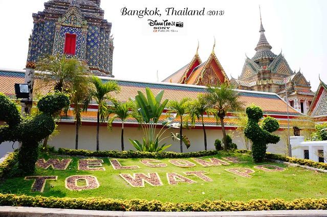 Bangkok 2013 Day 2 - Wat Pho 06