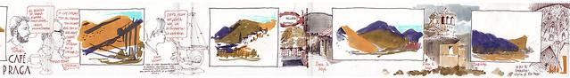 03-De vuelta con el cuaderno-Alhama de Aragon