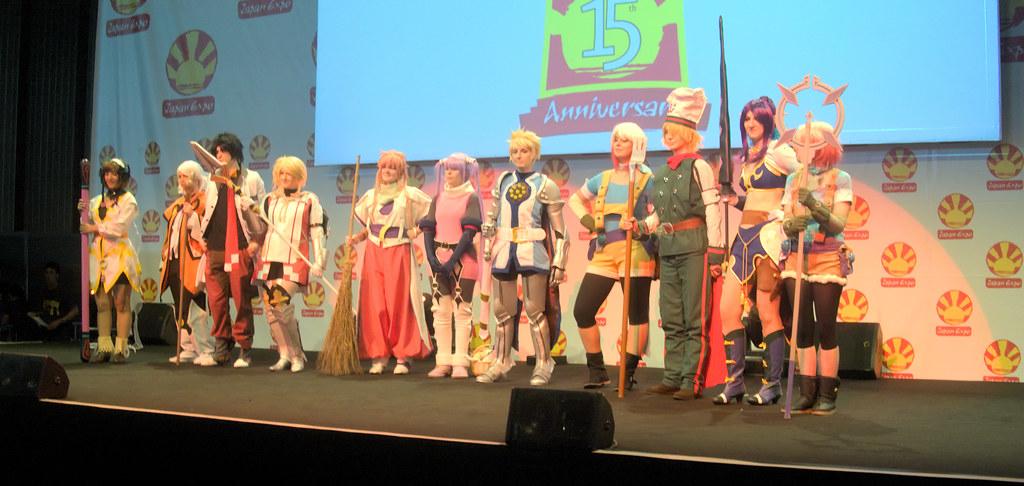 related image - Election de l'ambassadeur Tales of Xillia 2 - Jeudi - Japan Expo - P1870628