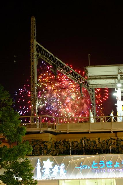 1/8 Sumidagawa Fireworks Festival 2014-13