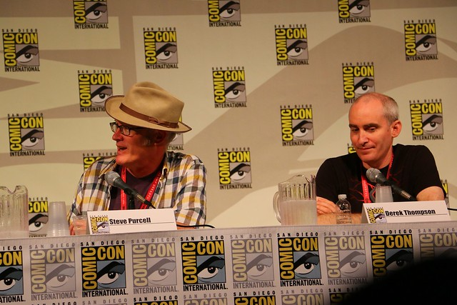 Toy Story That Time Forgot panel at San Diego Comic-Con 2014