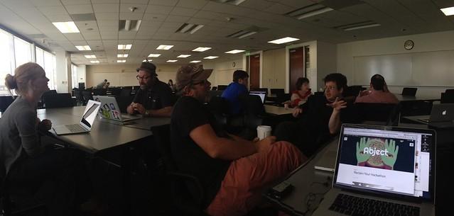 Hackathon breakout