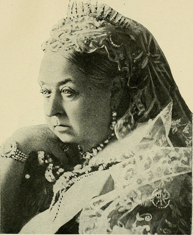 "Image from page 24 of ""Queen Victoria, her grand life and glorious reign; a complete story of the career of the marvelous queen and empress, and a life of the new king, Edward VII, with a brief history of England"" (1901)"