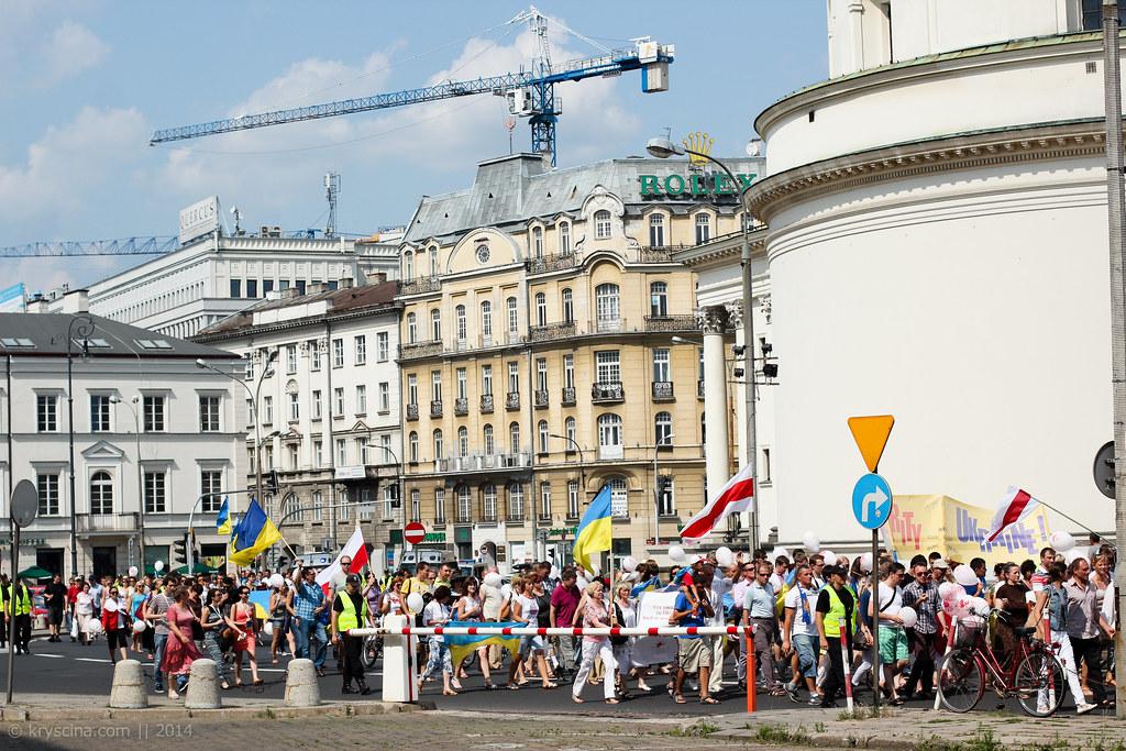 Anti-Russian March in Warsaw [5]