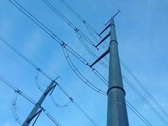 Dominion double 500 kV Culpeper County, Va