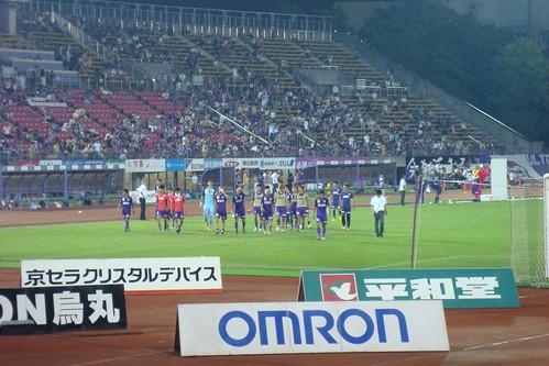 2014/07 J2第23節 京都vs福岡 #13
