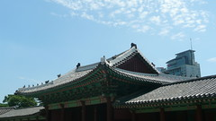 Main Gate Roof
