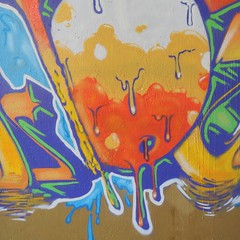 Close up #graffiti old pic