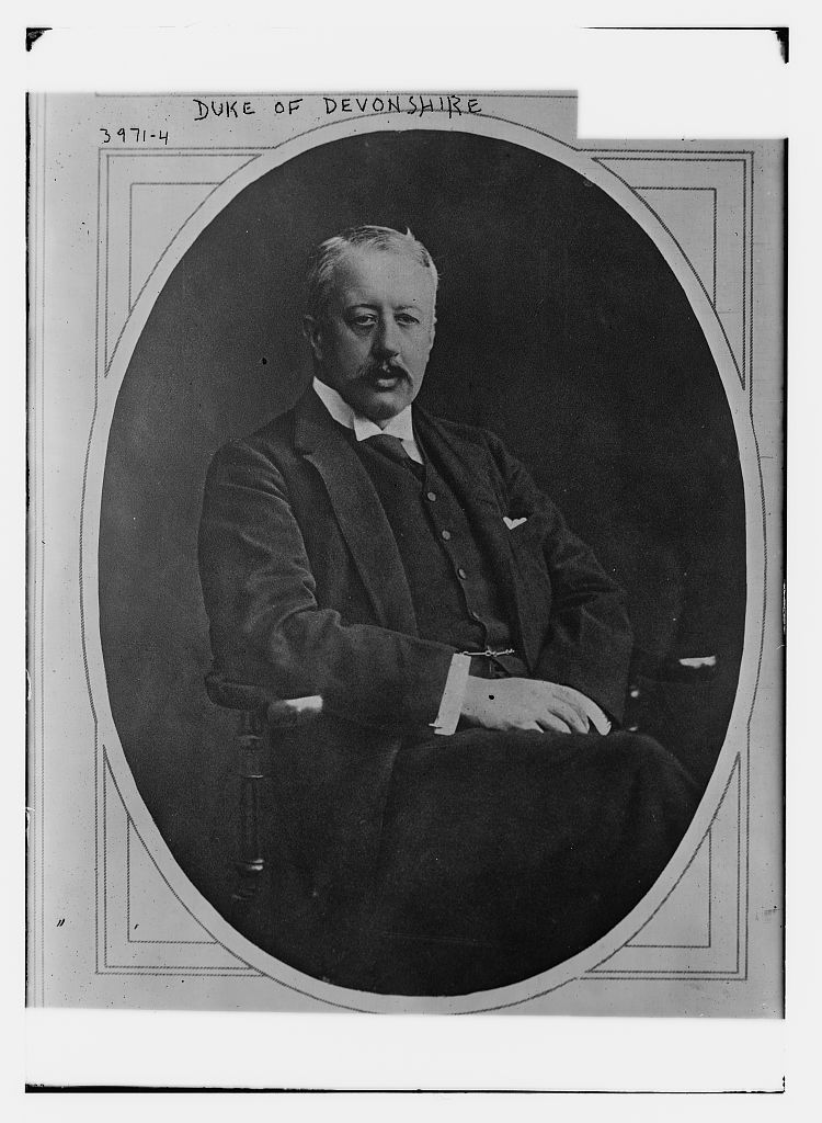 Duke of Devonshire (LOC)