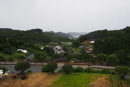 大江天主堂からの眺め