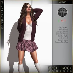 FabFree Designer of The Day - Kastle Rock Couture - vendor ad