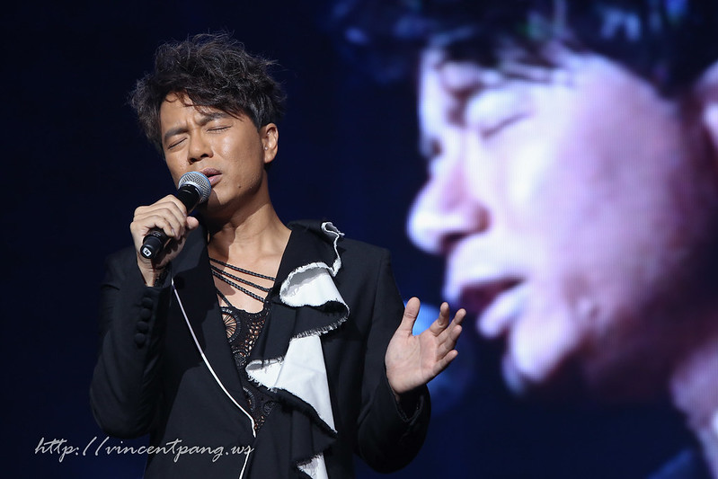 Hacken Lee 2012 Concert in Malaysia