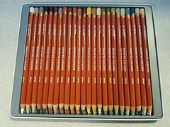 Derwent Drawing Pencils - Set of 24