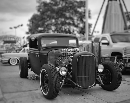 Annual Coney Island Autoshow #autoshow #cars