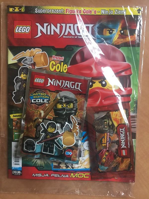 Magazyn Lego Ninjago 2.2017 1