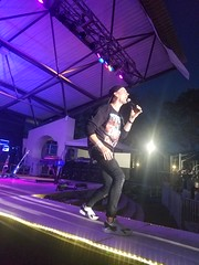 We are messengers ans Stars Go Dim at Chasco fest