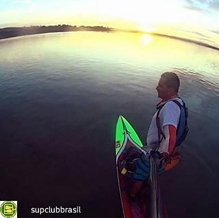 @Regrann from @supclubbrasil  -  Amigos realizam expedição de 240 km pelas águas do Velho Chico em meio às belas paisagens do rio mais importante do Nordeste brasileiro. Confira o relato e galeria de imagens em supcub.com.br (link em nossa bio). #supclub
