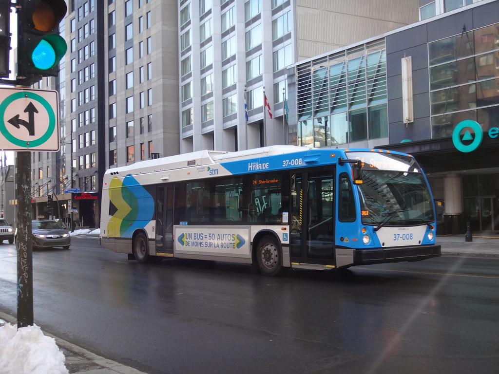 STM Nova Bus LFS HEV 37-008