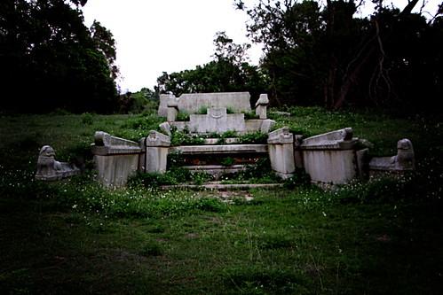 Mar, 11/01/2016 - 17:38 - Tomba di Huáng Biàn, Dinastia Ming - 黃汴墓