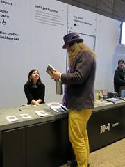 Book signing - Hera Lindsay Bird