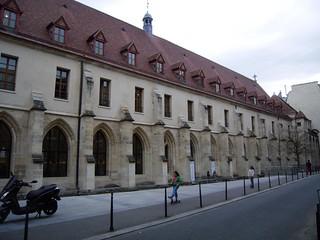 Image of Collège des Bernardins. frankreich france îledefrance 75 paris capitale 5emearrondissement