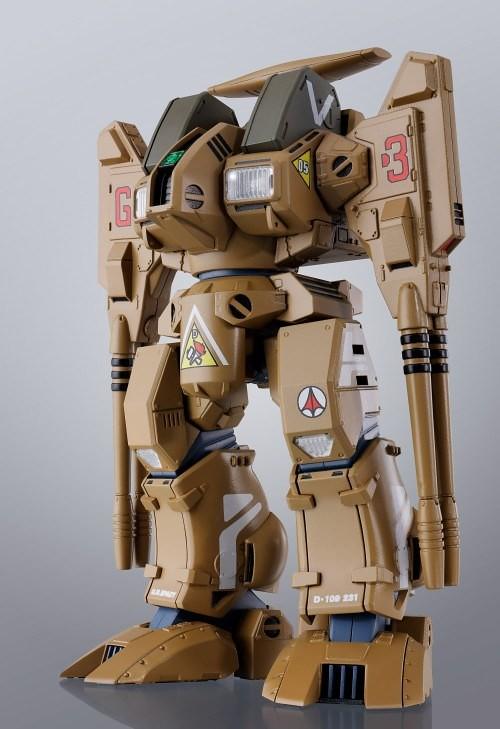 【更新官圖&販售資訊】HI-METAL R《超時空要塞》ADR-04-MKX 對空迎撃型「Destroid Defender」デストロイド・ディフェンダー